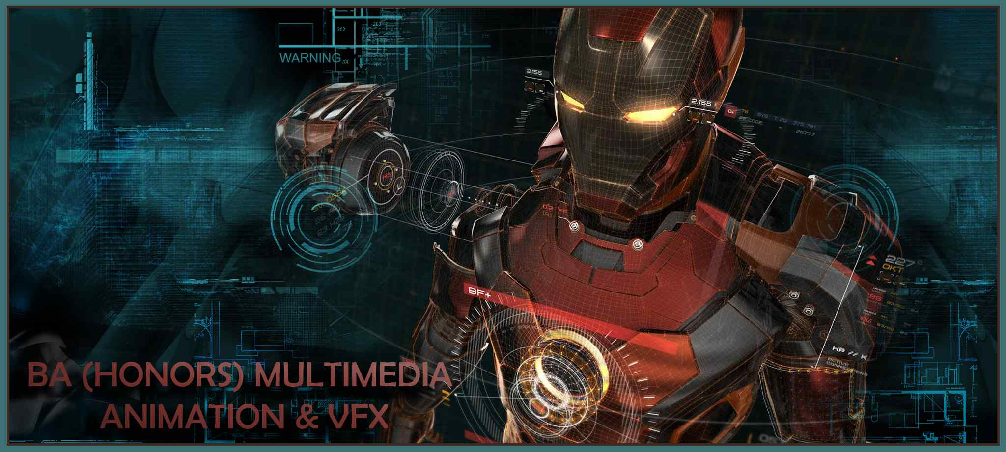 Bachelor Degree in Animation and VFX